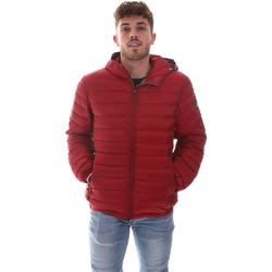 textil Herre Dynejakker Navigare NV67073 Rød
