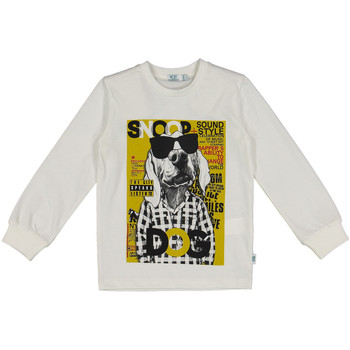 textil Børn Sweatshirts Melby 40C0062 hvid