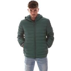 textil Herre Dynejakker Navigare NV67073 Grøn