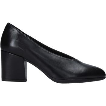 Sko Dame Højhælede sko Grunland SC5057 Sort