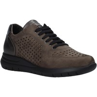 Sko Dame Lave sneakers Grunland SC5083 Brun