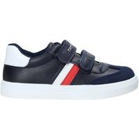 Sko Børn Sneakers Tommy Hilfiger T1B4-30903-0621X007 Blå