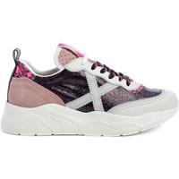 Sko Dame Lave sneakers Munich 8770042 Lyserød