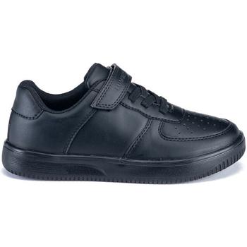 Sko Børn Lave sneakers Lumberjack SB70411 004 S01 Sort