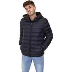textil Herre Dynejakker Invicta 4431699/U Blå