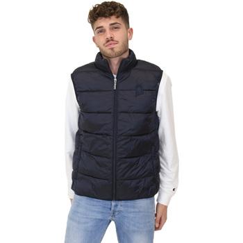 textil Herre Veste / Cardigans Invicta 4437177/U Blå