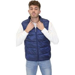 textil Herre Dynejakker Invicta 4437177/U Blå