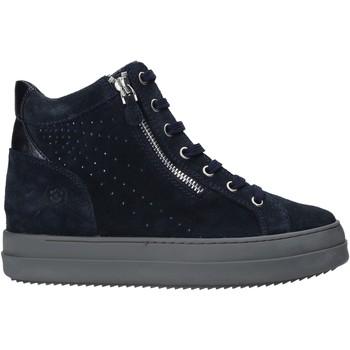 Sko Dame Høje sneakers Lumberjack SWA0805 001 A01 Blå