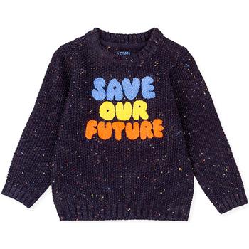 textil Børn Pullovere Losan 025-5001AL Blå
