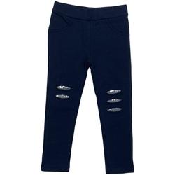 textil Pige Leggings Losan 026-6008AL Blå
