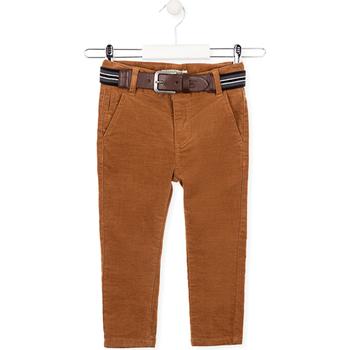 textil Børn Bukser Losan 025-9791AL Rød