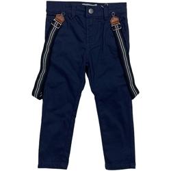 textil Børn Chinos / Gulerodsbukser Losan 025-9790AL Blå