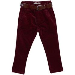 textil Børn Chinos / Gulerodsbukser Losan 027-9791AL Rød
