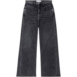 textil Dame Bootcut jeans Calvin Klein Jeans J20J214004 Sort