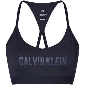 textil Dame Sports-BH Calvin Klein Jeans 00GWT0K117 Sort