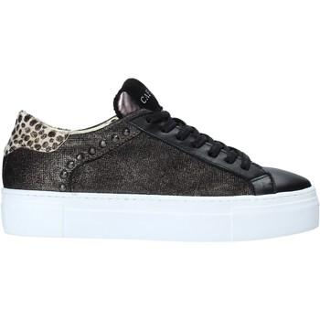 Sko Dame Lave sneakers Café Noir DF523 Sort