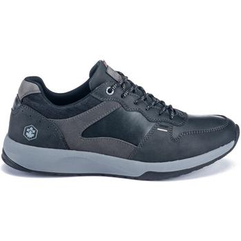 Sko Herre Lave sneakers Lumberjack SM86512 004 N92 Sort