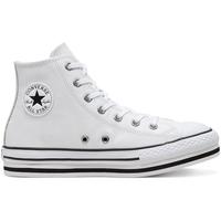 Sko Børn Høje sneakers Converse 666392C hvid