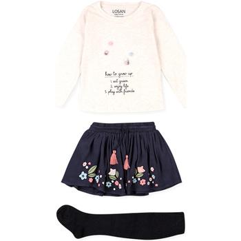 textil Børn Sæt Losan 026-8016AL Beige