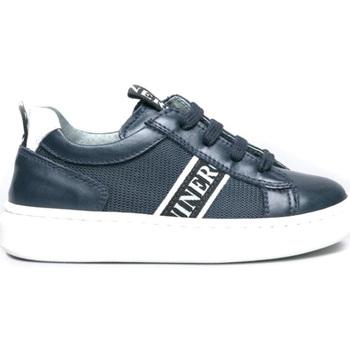 Sko Børn Lave sneakers Nero Giardini I023922M Blå