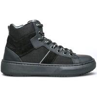 Sko Børn Høje sneakers Nero Giardini I033903M Sort