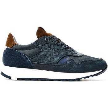 Sko Herre Lave sneakers Pepe jeans PMS30691 Blå