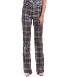 textil Dame Chinos / Gulerodsbukser Pinko 1U120N 7802 Grå