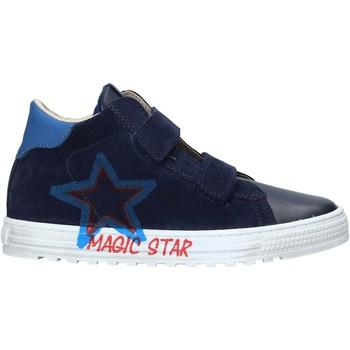 Sko Børn Lave sneakers Naturino 2015394 01 Blå