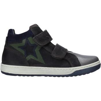 Sko Børn Høje sneakers Naturino 2501839 02 Sort