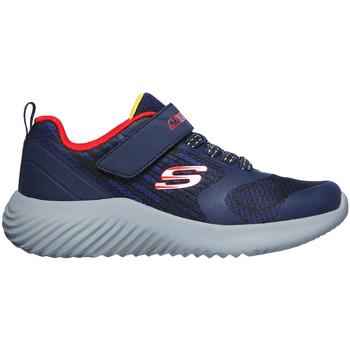 Sko Børn Lave sneakers Skechers 403732L Blå