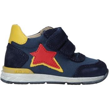 Sko Børn Sneakers Falcotto 2015450 02 Blå