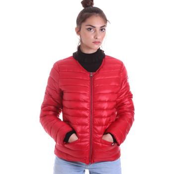 textil Dame Dynejakker Gaudi 021BD35007 Rød