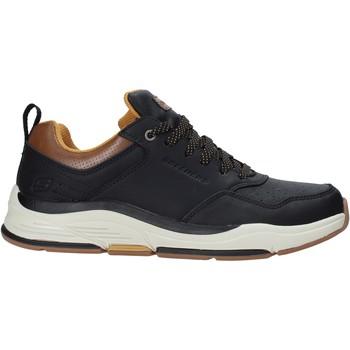 Sko Herre Lave sneakers Skechers 66204 Sort