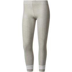 textil Dame Leggings adidas Originals BR9627 Grå