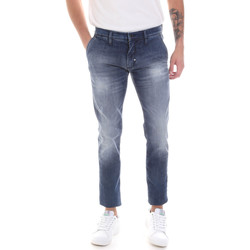 textil Herre Smalle jeans Antony Morato MMDT00249 FA750263 Blå