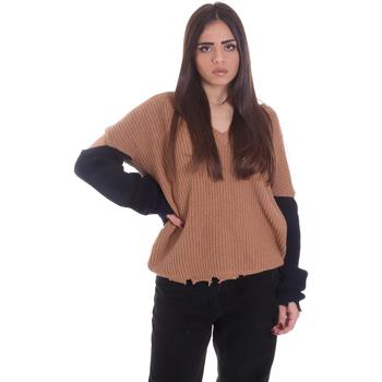 textil Dame Pullovere P-Jean 1X109Q Y4ZX Beige