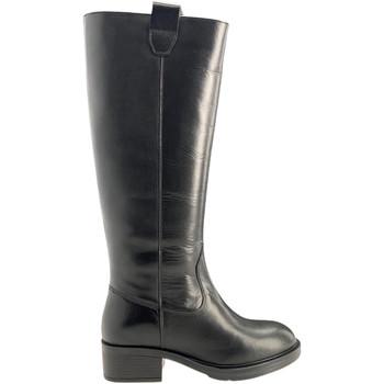 Sko Dame Chikke støvler Apepazza F0BEATRIX02/LEA Sort