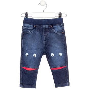 textil Børn Smalle jeans Losan 027-6010AL Blå