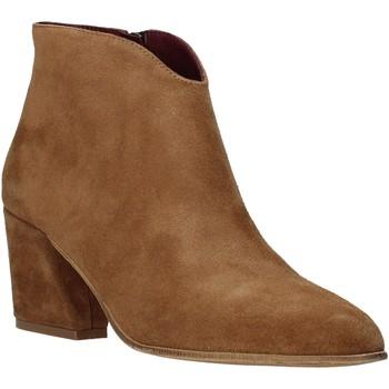 Sko Dame Høje støvletter Bueno Shoes 20WR5102 Brun