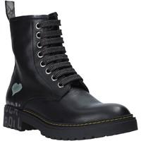 Sko Dame Støvler Bueno Shoes 20WR4201 Sort