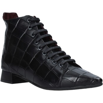 Sko Dame Støvler Bueno Shoes 20WR3002 Sort