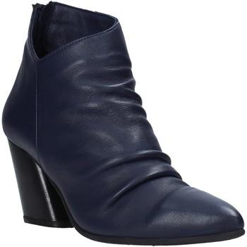 Sko Dame Høje støvletter Bueno Shoes 20WR1400 Blå