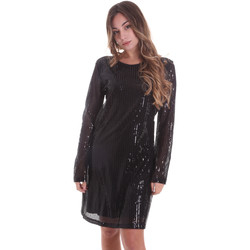 textil Dame Korte kjoler Gaudi 021FD14005 Sort