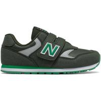 Sko Børn Lave sneakers New Balance NBIV393CGN Grøn