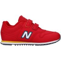 Sko Børn Lave sneakers New Balance NBIV500RRY Rød