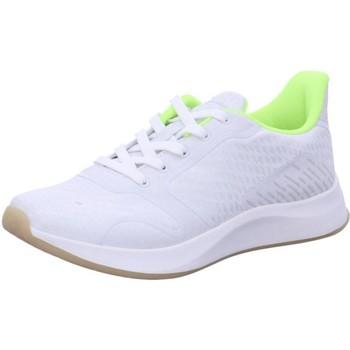 Sneakers Tamaris  White Neon Flat Shoes
