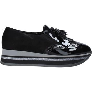 Sko Dame Mokkasiner Grace Shoes GLAM004 Sort