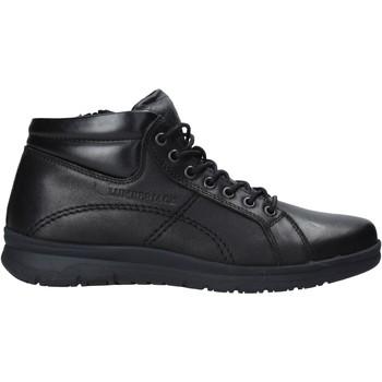 Sko Herre Høje sneakers Lumberjack SM67604 001 B01 Sort