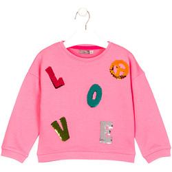textil Børn T-shirts m. korte ærmer Losan 026-6021AL Lyserød