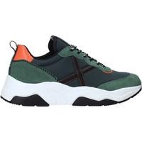 Sko Herre Lave sneakers Munich 8770032 Grøn